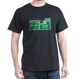 Road to Serfdom: Junction T-Shirt