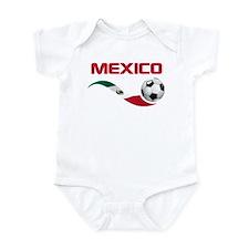Soccer MEXICO Onesie