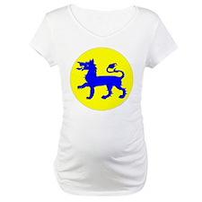 East Kingdom Populace Maternity T-Shirt