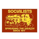 Socialists Obama Postcards (Package of 8)