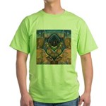 African Heart Green T-Shirt