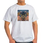 African Heart Ash Grey T-Shirt