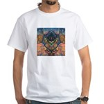 African Heart White T-Shirt