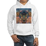African Heart Hooded Sweatshirt