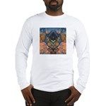 African Heart Long Sleeve T-Shirt