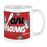 Evil Penguins Small Mug