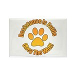 Obey The Wolf Rectangle Magnet (100 pack)