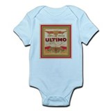 Vintage Cigar Label Infant Bodysuit