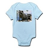 Racoon Buddies Infant Creeper