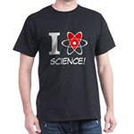 i heart science Dark T-Shirt