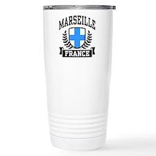 Marseille France Thermos Mug