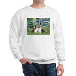 Bridge / Two Shelties (D&L) Sweatshirt