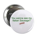 "Cute Raunchy 2.25"" Button (100 pack)"