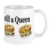 80 YEAR OLD QUEEN Mug