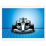 Ultimate Speed Machine - F1 Small Poster