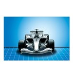 Ultimate Speed Machine - F1 Postcards (Package of