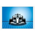Ultimate Speed Machine - F1 Large Poster