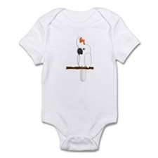 Moluccan Cockatoo Infant Bodysuit