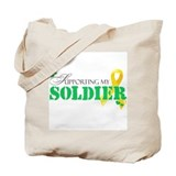Supporting My Soldier Tote Bag