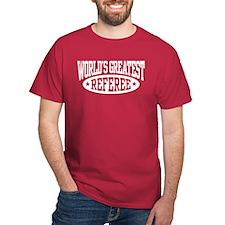 World's Greatest Referee T-Shirt