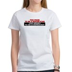 Too Poor To Be A Republican Women's T-Shirt
