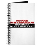 Too Poor To Be A Republican Journal