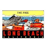The Pike Postcards (Package of 8)