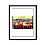 The Pike Framed Panel Print