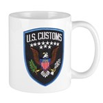 United States Customs Mug