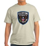 United States Customs Light T-Shirt