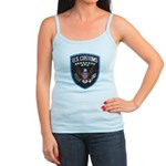 United States Customs Jr. Spaghetti Tank