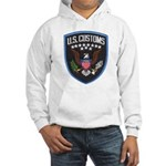 United States Customs Hooded Sweatshirt