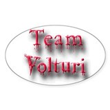 Team Volturi Decal
