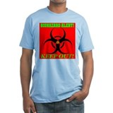 Biohazard Alert! Keep Out! Shirt