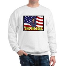 Big Boss / Stupid Religion Sweatshirt