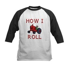 How I Roll Tee