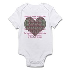 My Favorite..... Infant Bodysuit