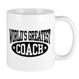 World's Greatest Coach Coffee Mug