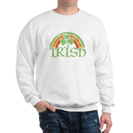 Vintage Irish Rainbow Sweatshirt
