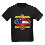 7th Tennessee Infantry Kids Dark T-Shirt