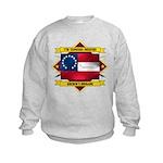 7th Tennessee Infantry Kids Sweatshirt