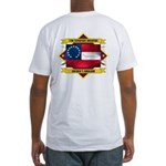 7th Tennessee Infantry Fitted T-Shirt