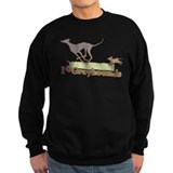 I love Greyhounds Sweatshirt