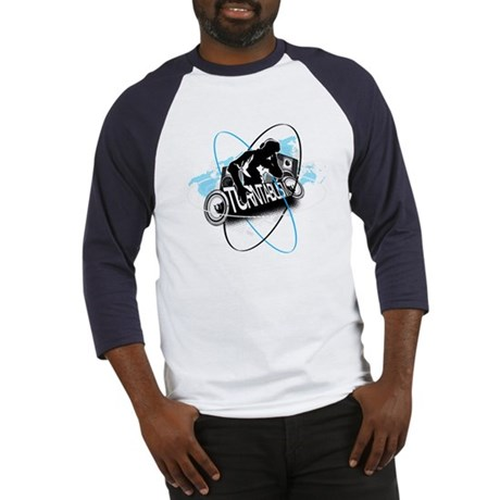 Turntablism DJ Baseball Jersey