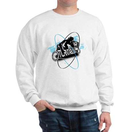 Turntablism DJ Sweatshirt