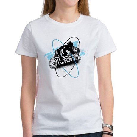 Turntablism DJ Women's T-Shirt