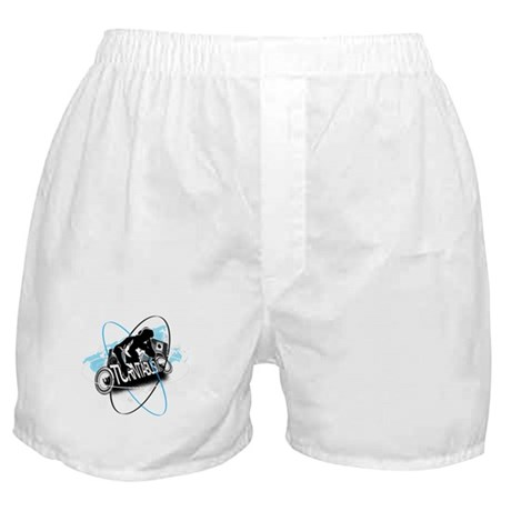 Turntablism DJ Boxer Shorts