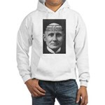 Whitehead Education Quote Hooded Sweatshirt