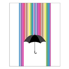 Colored Rain Posters