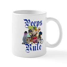 PEEPS RULE Mug